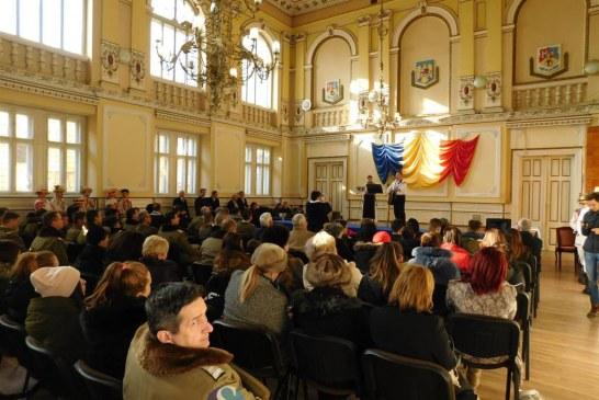 Unirea Principatelor Române sărbătorită mai repede la Dej – FOTO/VIDEO