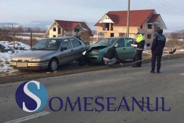 Accident rutier la Mănăstirea. Două fetițe și mama lor au ajuns la spital – VIDEO