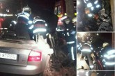 Accident mortal în Cluj. Doi tineri morți, unul în stare gravă – FOTO