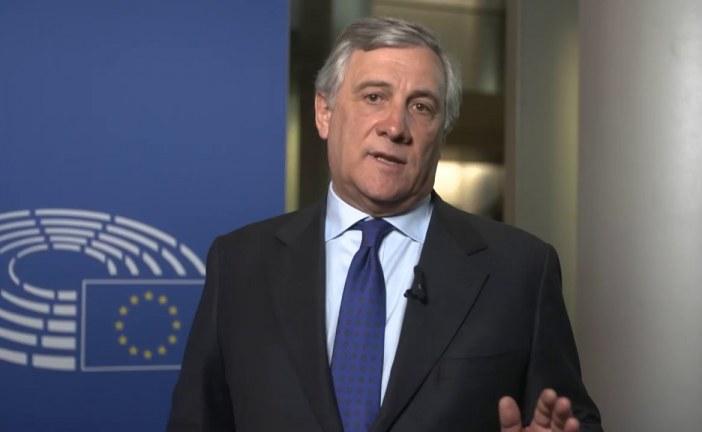 Antonio Tajani a fost ales Preşedinte al Parlamentului European