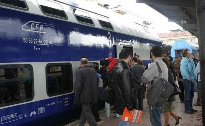 Întârzieri de sute de minute ale trenurilor, după greva de ieri
