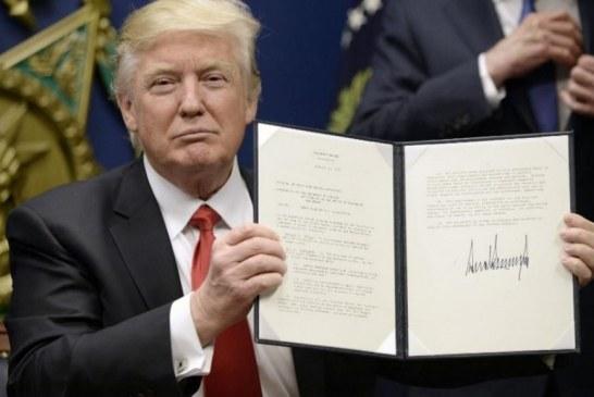 Decizie fără precedent în SUA. Trump închide graniţele pentru cetăţenii din 7 state musulmane şi suspendă programul pentru refugiaţi