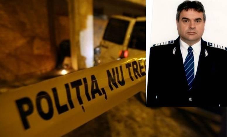 Criminalii polițistului din Vișeu s-au dus înarmați la sediul poliției. L-au înjunghiat și l-au închis în birou