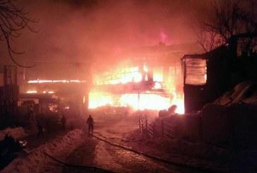 Incendiu violent în clubul Bamboo. Zeci de persoane rănite – FOTO/VIDEO