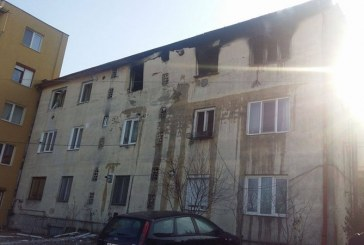 Explozie într-un bloc din Cluj-Napoca. O persoană a fost rănită – FOTO/VIDEO