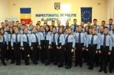 IPJ CLUJ: 54 de agenţi de poliţie au depus astăzi Jurământul de Credință – GALERIE FOTO