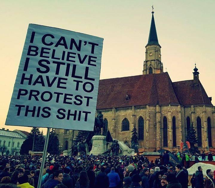protest cluj 29 ianuarie-min