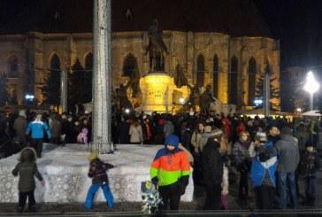 """VIDEO – Mii de persoane au ieșit în stradă la Cluj și în toată țara: """"NU grațierii, NU amnistiei!"""""""