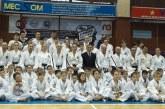 Stagiu de pregătire în Taekwon-Do ITF, desfășurat la Dej