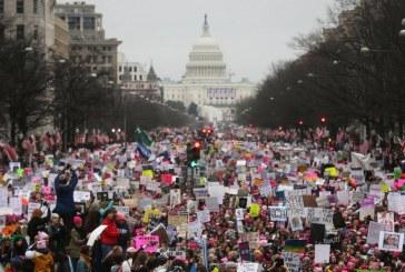 """""""Marşul femeilor"""" anti-Trump: Milioane de oameni, alături de celebrităţi, în stradă pentru apărarea drepturilor civice"""
