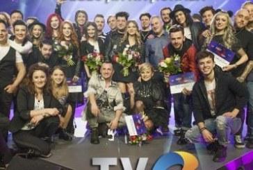 Eurovision – Lista melodiilor calificate în semifinala Selecției Naționale