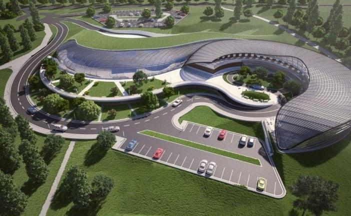 """Complexul """"Băile Figa"""" se extinde din nou: urmează o bază de tratament cu centru SPA"""