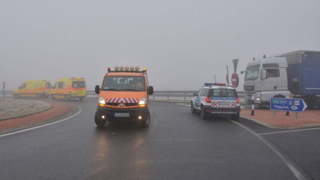 accident autostrada ungaria