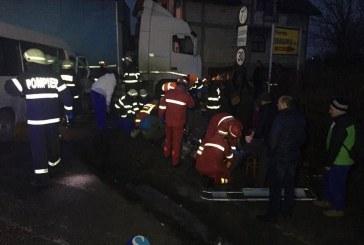 Accident cu victime multiple la Răscruci. S-a activat planul roșu – FOTO/VIDEO