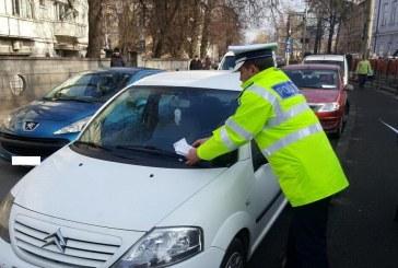 Acțiuni de informare derulate de polițiștii clujeni