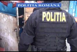 Patru persoane au fost reținute pentru 24 ore, pentru comiterea infracțiunii de lovirea sau alte violențe