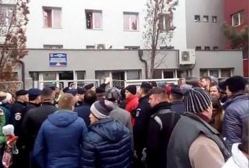 Circ la Serviciul de Înmatriculări Cluj. Au fost solicitați jandarmii