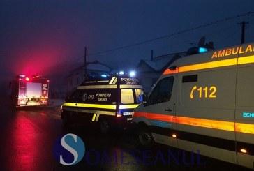 Explozie la o gospodărie din Bobâlna. Mai multe persoane au fost rănite – FOTO/VIDEO