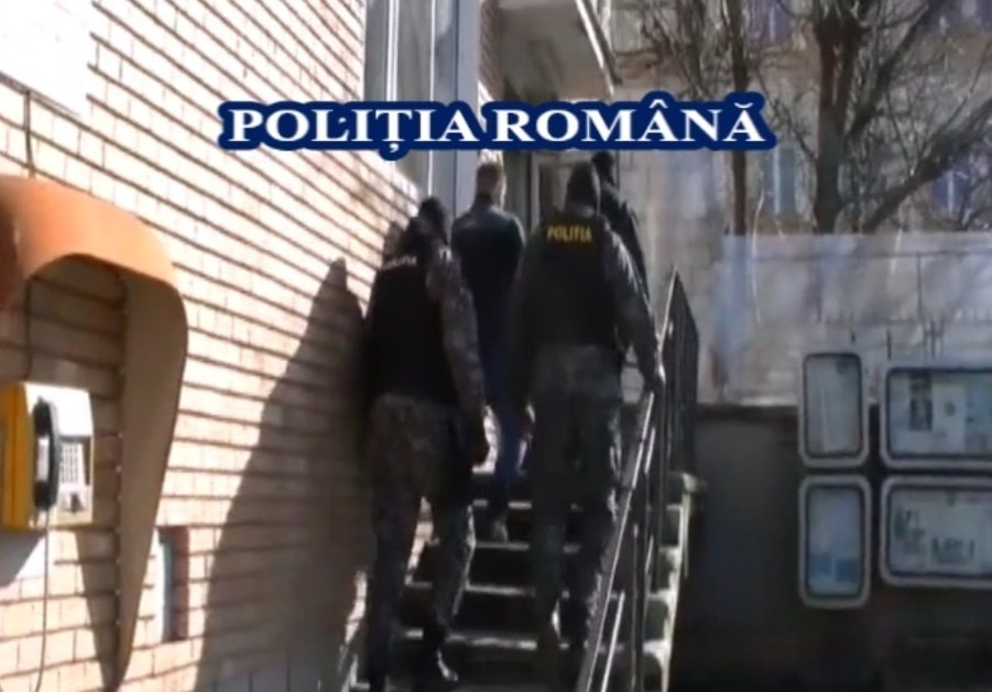 hoti seif furt arestati bistrita