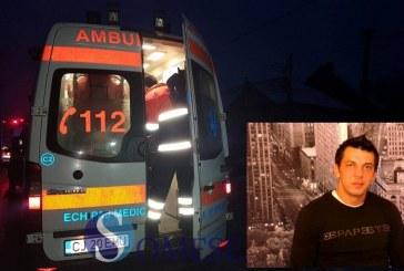 Septimiu, cel de-al doilea bărbat ars în incendiul de la Bobâlna, a murit azi la spital în București