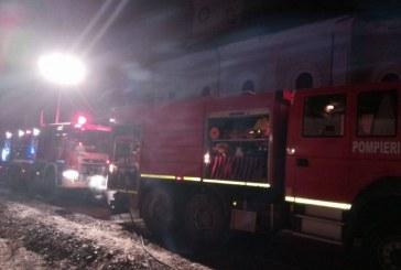 Crimă îngrozitoare în Bistrița-Năsăud. Un bărbat a fost ucis și apoi incendiat