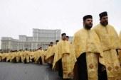 """Marș național organizat de Biserica Ortodoxă Română: """"Trebuie continuată lupta anticorupţie, iar cei vinovaţi trebuie sancţionaţi"""""""