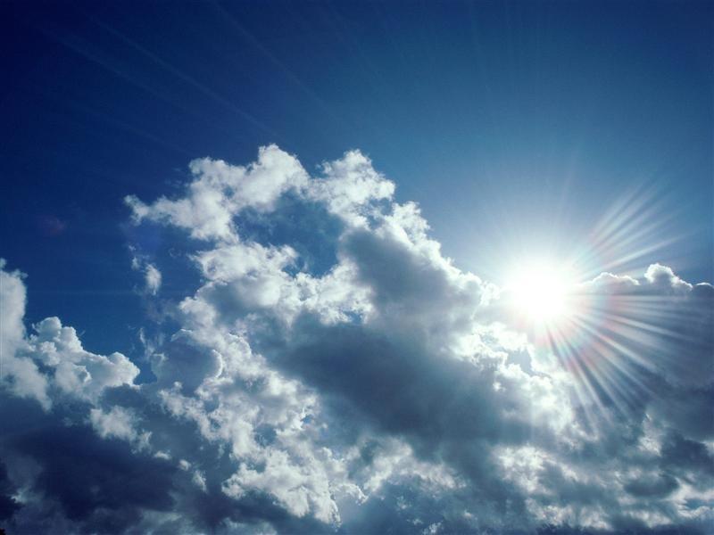 Vremea va fi în general frumoasă şi se va încălzi. Prognoza meteo pentru luni și marți