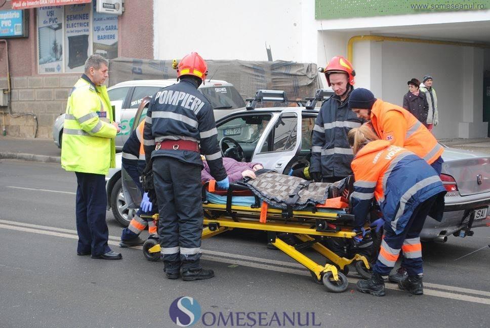 someseanul-accident calea manastur cluj