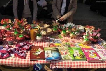 Sute de mărțișoare, realizate manual de elevii dejeni, scoase azi la vânzare în scop caritabil – FOTO/VIDEO
