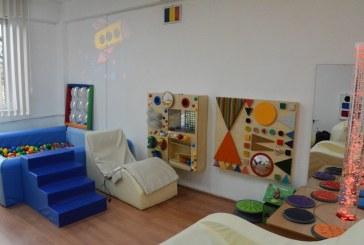 Terapii inovative, de ultimă generație, pentru tinerii cu nevoi speciale din Cluj – FOTO