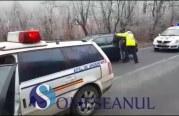 Urmărire ca în filme la Căpușu Mare. Un șofer băut nu a oprit la semnalele polițiștilor – VIDEO