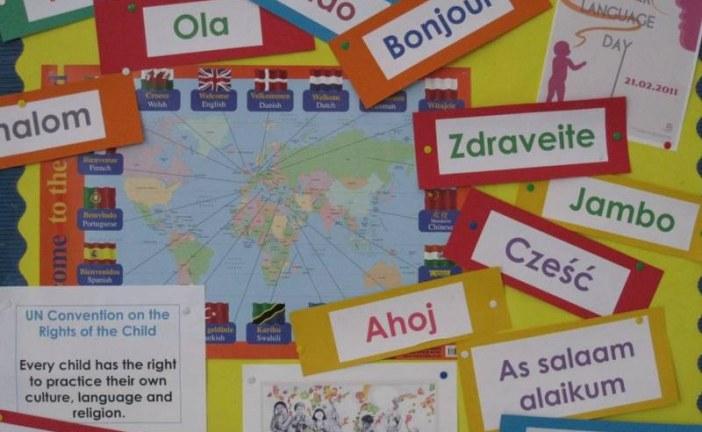 21 februarie, Ziua Internațională a Limbii Materne