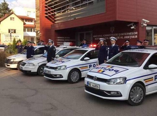 Poliția Cluj | Transilvania Rally 2017, în siguranță