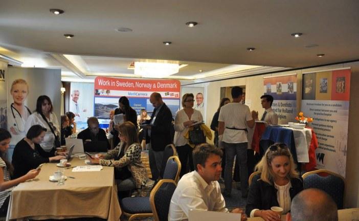 Sute de job-uri pentru Personalul Medical, în acest weekend la Cluj-Napoca