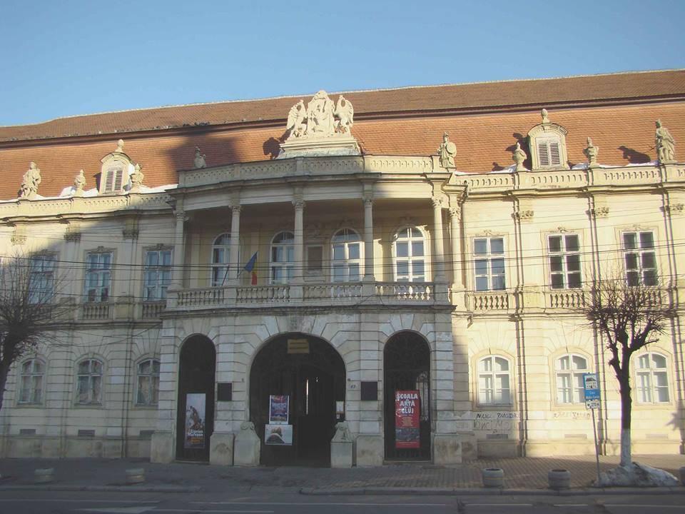 Palatul Banffy Muzeul de Arta Cluj