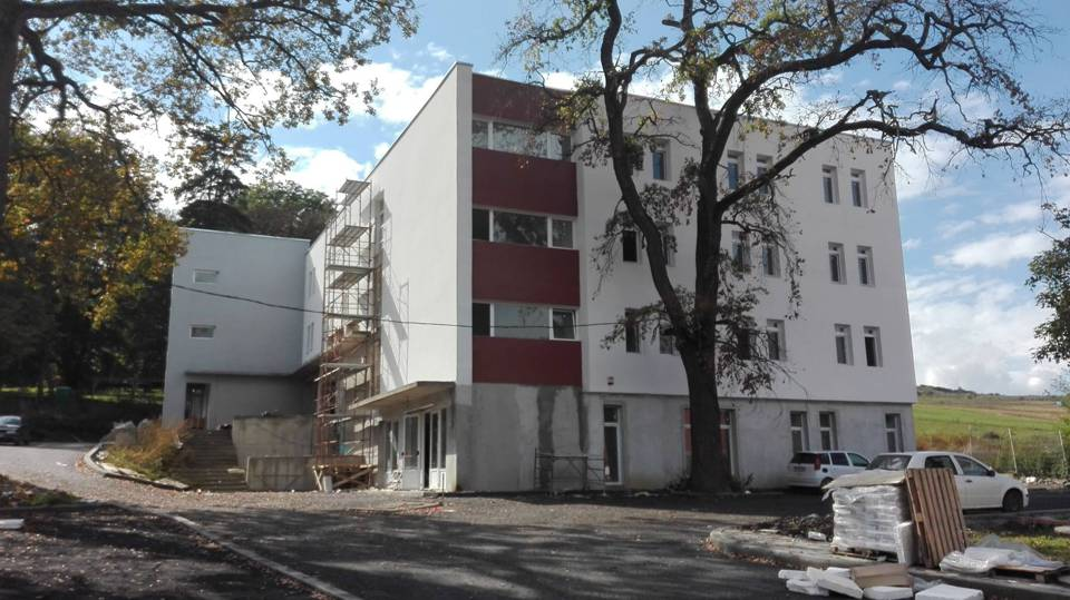 Spitalul de Boli Psihice Cronice Borsa