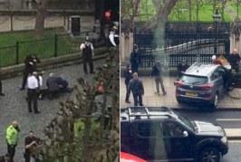 Atac armat în zona Parlamentului din Londra. Mai multe victime sunt în stare gravă – VIDEO