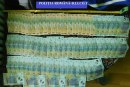Percheziții în Bistrița, la persoane cercetate pentru trafic de droguri și falsificări de valori