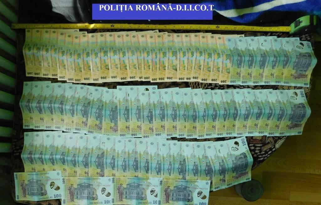 bani confiscati politie bistrita
