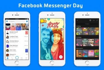 Facebook a lansat 'Messenger Day', ca replică la celebra aplicație Snapchat