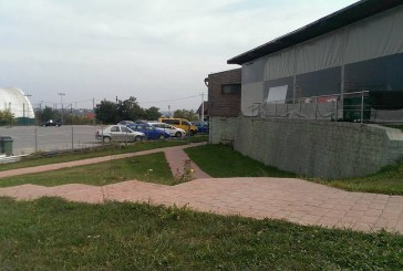 Parcare de 2,8 milioane de lei la Complexul Balnear Toroc Dej