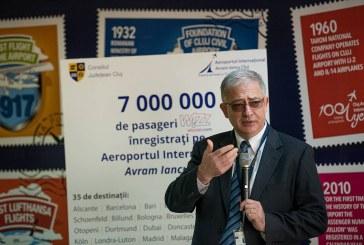 Directorul aeroportului clujean, invitat să prezideze o conferință internațională în Singapore