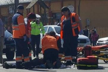 FOTO/VIDEO – Șofer din Dej, cercetat pentru ucidere din culpă, după ce a accidentat mortal un pieton