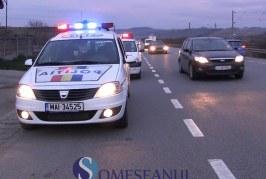 Bărbat din Nima prins băut la volan de polițiștii dejeni