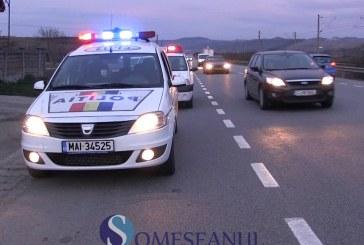 Un bărbat, de 33 ani din Recea Cristu, urmărit general a fost depistat de polițiștii din Năsăud