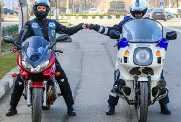 Recomandări pentru motocicliști, la început de primăvără