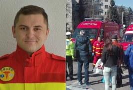 Toată stima! Un pompier clujean aflat în timpul liber a acordat ajutor medical unui pieton rănit