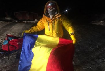 Tibi Ușeriu s-a întors acasă. Întâmpinat cu aplauze de peste 100 de persoane pe Aeroportul Cluj – VIDEO