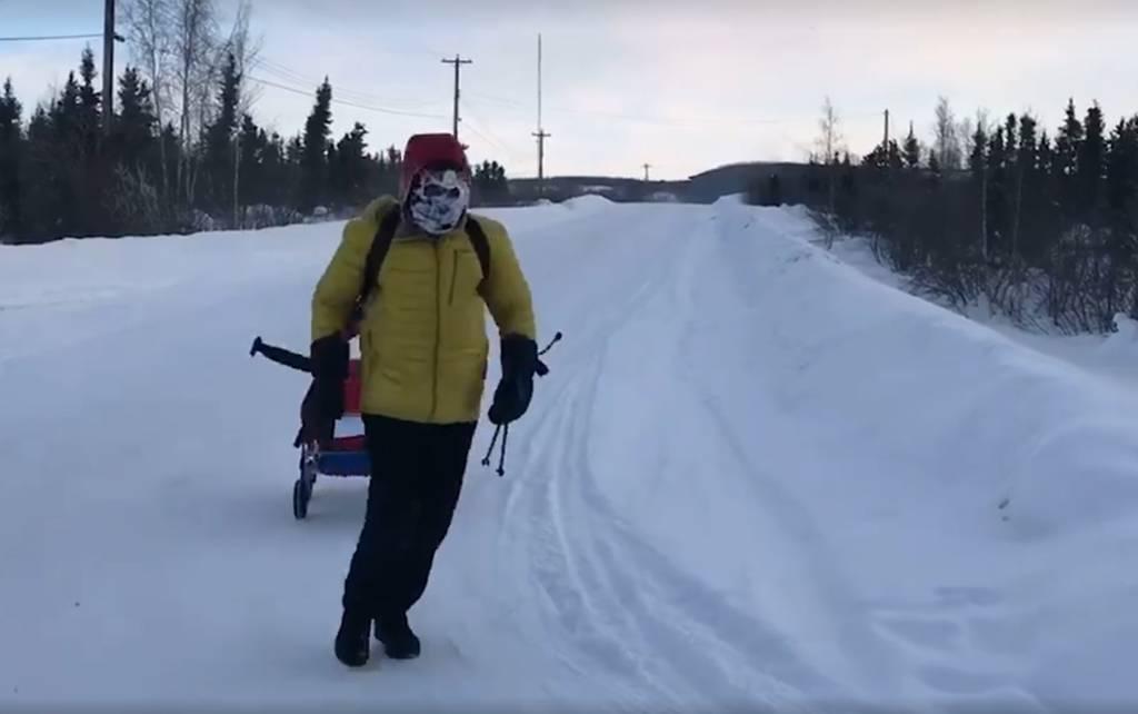 tibi useriu maraton arctic