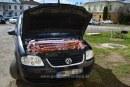 Aproximativ 12.000 pachete cu ţigări, confiscate de polițiștii de frontieră din Sighetu Marmației – VIDEO